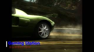 Need for Speed Most Wanted (Final Boss Razor/all 5 races)