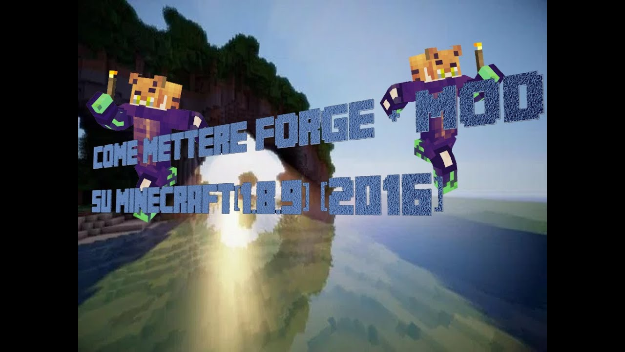 forge download 1.8.1