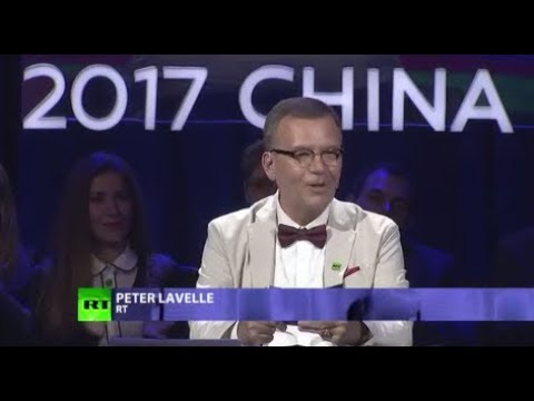 BRICS Talk 2017 with Peter Lavelle