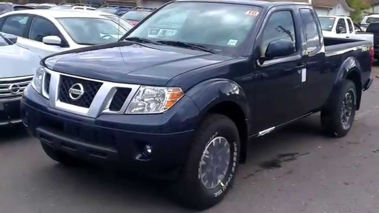 Johns 2015 Nissan Frontier King Cab Manual Transmission