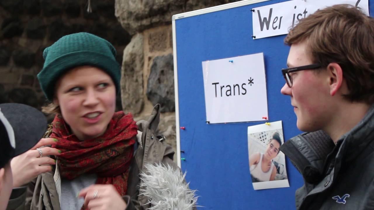 Frau test transgender mann zu Diagnose Transgender: