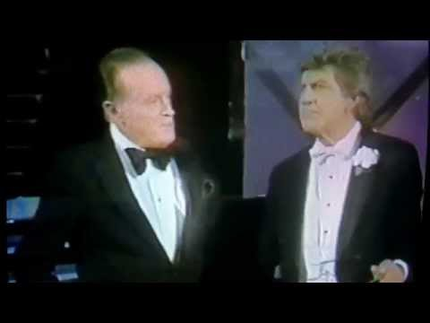 Bob Hope and Robert Preston 1982