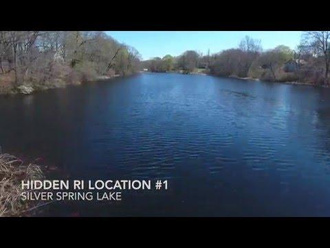 RI Hidden Location: Silver Spring Lake Via Phantom 4