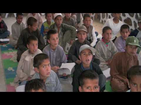 School Is Open In Afghanistan