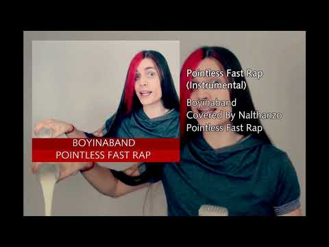 Pointless Fast Rap Instrumental