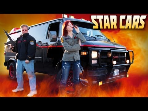STAR CARS- The A-Team Van (Ep. 8)