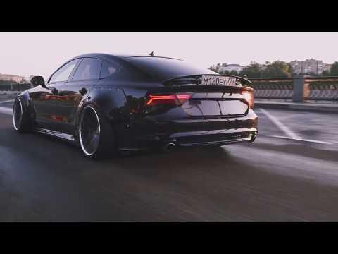 Wide Body Stance Audi A7 Devilfish