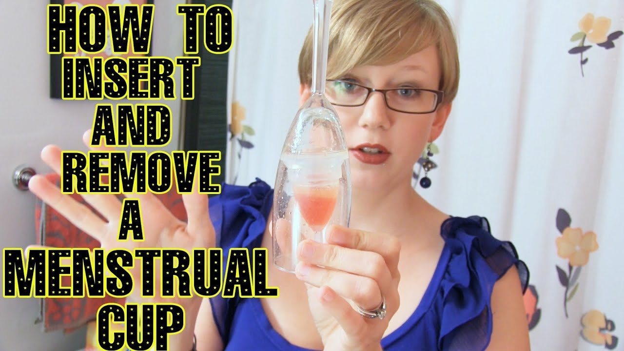 How to insert and remove a menstrual cup youtube - Where to buy diva cup ...