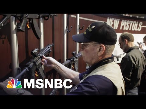 Sens. Murphy And Cornyn Discussing Measure On Background Checks | MSNBC