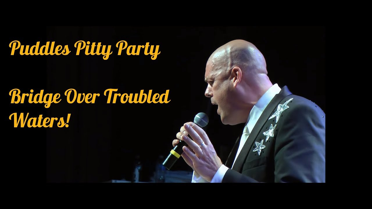 full version puddles pity party bridge over troubled water agt