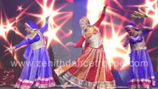 Mughal Dance Performance Hyderabad Zenith Dance Troupe New Delhi and Mumbai