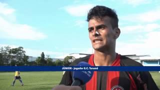 Esporte Amazônia | Tarumã vence Nacional e fica na liderança do Amazonense de Futebol juniores