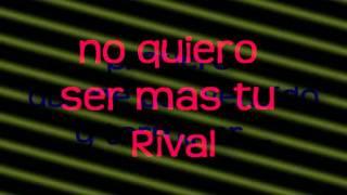 Rival Romeo Santos ft. Mario Domm letra/lyrics