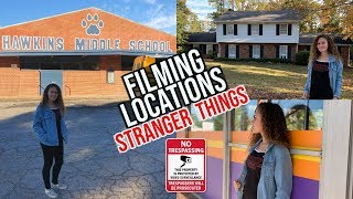 Download Stranger Things Filming Locations! (Seasons 1, 2 and 3 Starcourt Mall) Mp3 and Videos