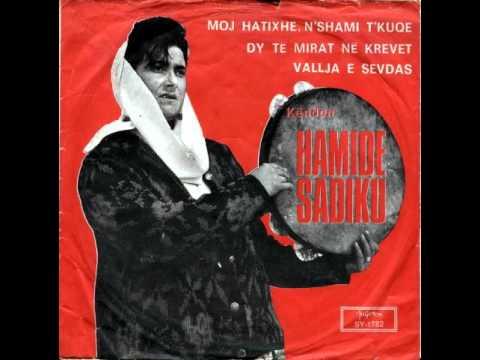 Hamide Sadiku - Moj Hatixhe, N'Shami T'Kuqe 1971