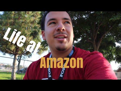 WORKIG AT AMAZON Pt 2