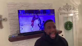 RAPTORS DEFEAT THE WARRIORS REACTION! NBA FINALS THE END OF A DYNASTY!