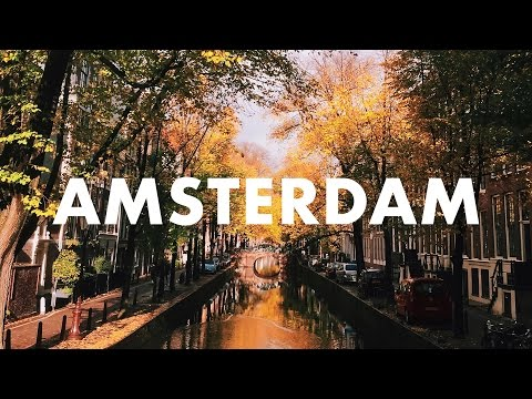 Amsterdam // Vlog #15