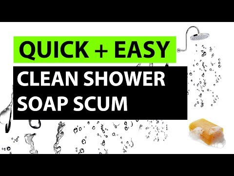 Best Way To Clean A Glass Shower Door