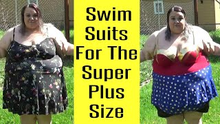 Swim Suits for the Super Plus Size
