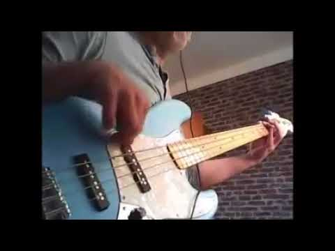 Led zeppelin immigrant song bass cover