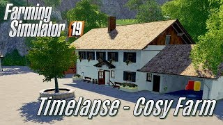 FS19: Timelapse Little Farm Felsbrunn