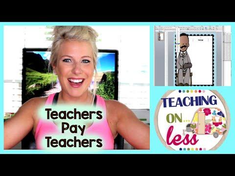Teachers Pay Teachers - Beginners