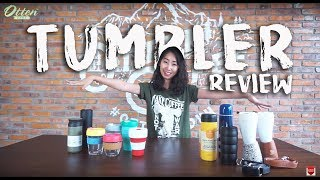 Review Tumbler Kopi Instagramable