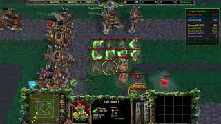 Warcraft 3 Reforged - Green Circle TD