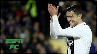 Ronaldo scores, Juventus extends Serie A unbeaten streak vs Fiorentina | Serie A Highlights