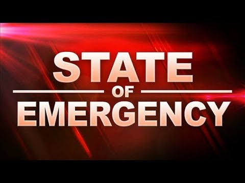 "LISTEN: God Spoke To Me ""Declare A State Of Emergency!"" Fulfillment Of Prophecy!!"