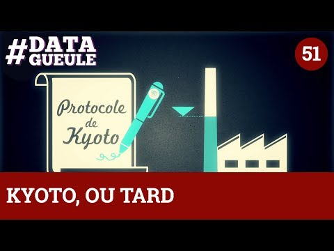 Kyoto, ou tard - #DATAGUEULE 51