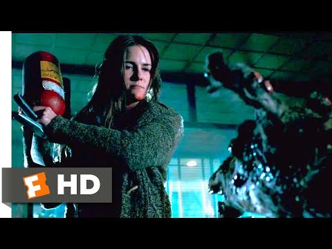 Slither (2006) - Zombie Deer Scene (9/10) | Movieclips