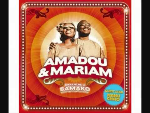 Amadou & Mariam   Dimanche A Bamako