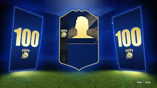 100 x TOTY 2 PLAYER UPGRADE PACKS! - FIFA 18 Ultimate Team