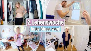 Babybauch ist weg! 😢 Fische für Leona & Fashion Haul nach Geburt | Isabeau