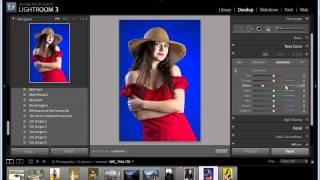 Уроки Photoshop Lightroom. Цветовая коррекция