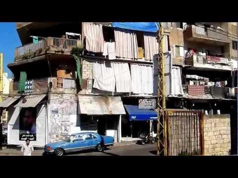 LEBANON: Streets of Beirut