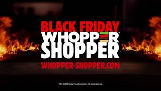 BURGER KING® Whopper Shopper