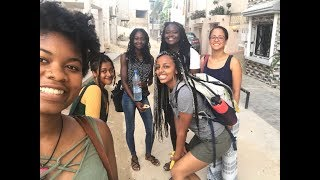 Travel Vlog:Senegal Week 1