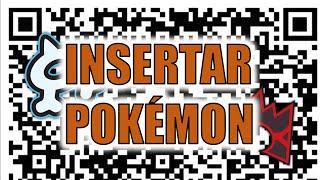 Insertar Pokémon con QR codes! - Turorial (ORAS)