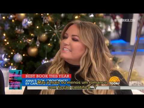Anna Todd no TODAY Show (13/12/2018) • LEGENDADO PT/BR