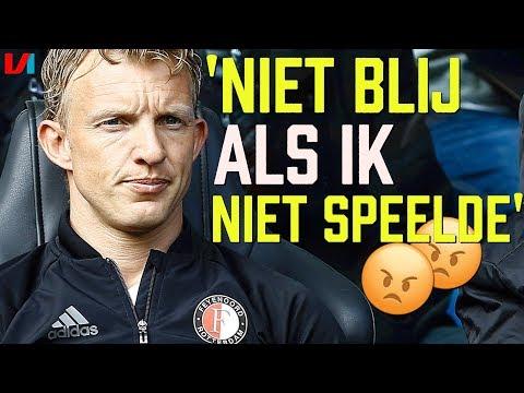 Kuyt Over Wissel Zijn Bij Feyenoord: 'Heel Veel Moeite mee Gehad.'