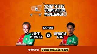 2e HALVE FINALE | Schiet 'm in de Voetbalshop.nl winkelwagen