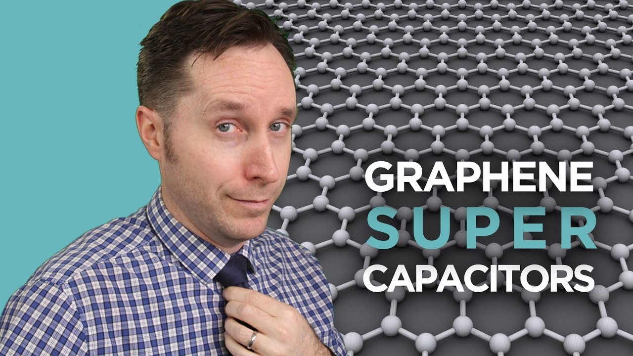 Graphene Supercapacitors Are About To Change The World - Here's How |  Answers With Joe