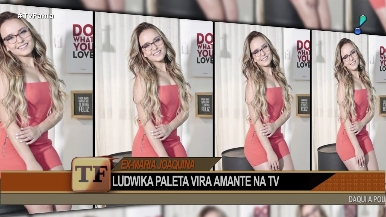 Larissa Manoela - TV Fama - YouTube 7745047eb6