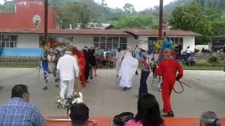 Carnaval Huehuetla Puebla 2014
