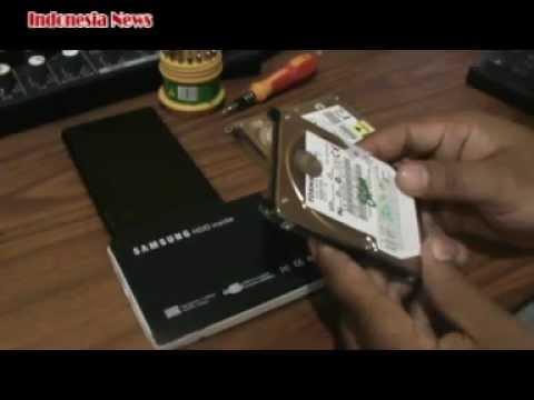 Membuat Hardisk Portable Dari Hardisk Bekas Laptop