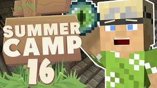 Minecraft Summer Camp: Marching To The Portal (Part 16)