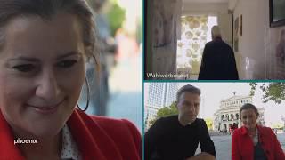 """""""#netzrauschen unterwegs"""" zur Landtagswahl in Hessen: Janine Wissler (Die Linke)"""